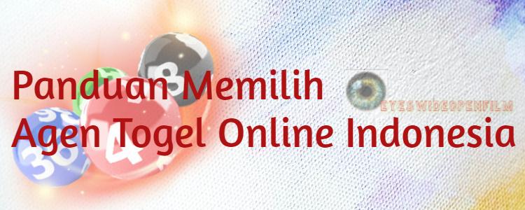 Panduan Memilih Agen Togel Online Indonesia
